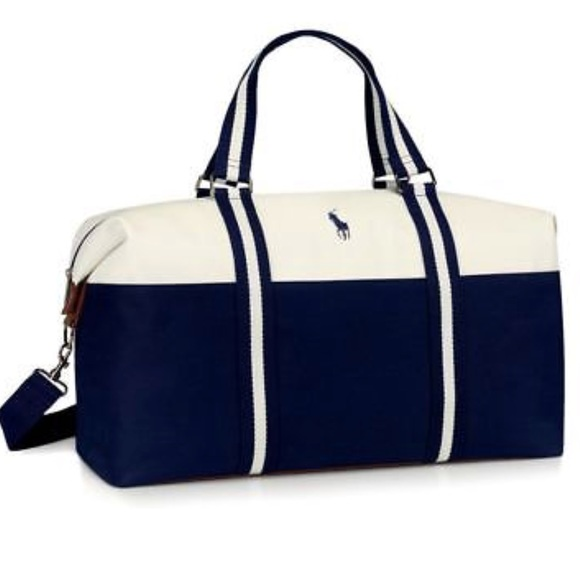 POLO Ralph Lauren Duffle Bag  NEW edf2730d4bd36